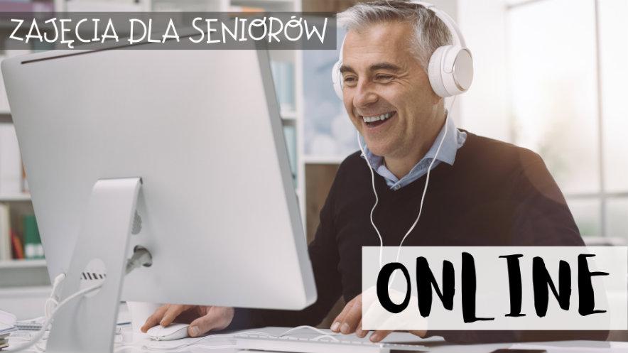 Zajęcia online dla seniorów